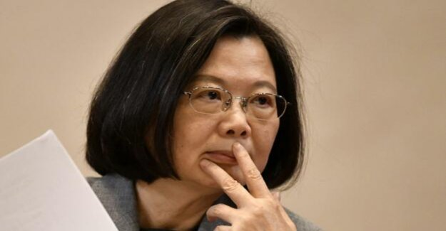 Threat of violent annexation : Taiwan accuses China targeted campaign against democracy