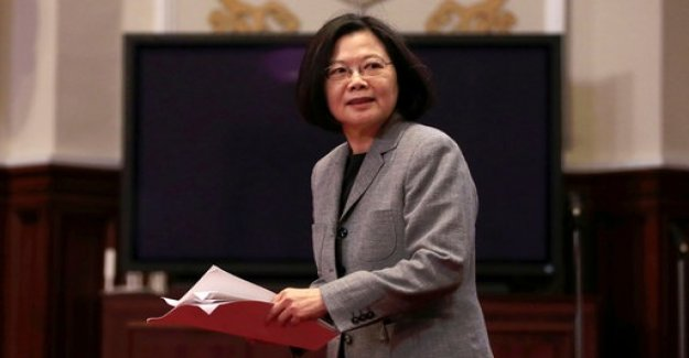 Threats from China: Taiwan is asking allies for help
