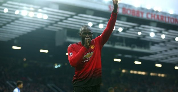 Three goals in seven days: Romelu Lukaku stings now also in FA Cup, flaunts with penalty metric and does duimmysterie' in position