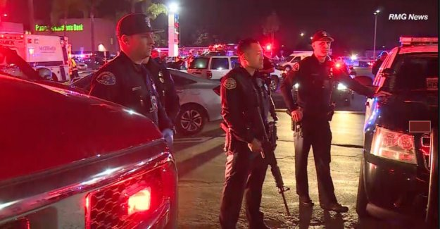 Three killed after shooting in a bowling alley in Torrance