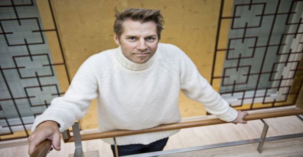Three-month-old girl's father, a tv chef Harri Syrjänen Anna: it Was a difficult idea to take it again dad