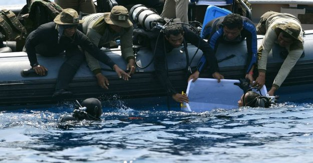 Three months after the air disaster: Divers make new, important discoveries