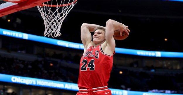 Three pocketed Markkanen did follow history - the Bulls narrowly lost the jumbo team