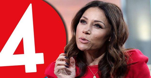 Tilde de Paula's demands on TV4 – to lead the After five