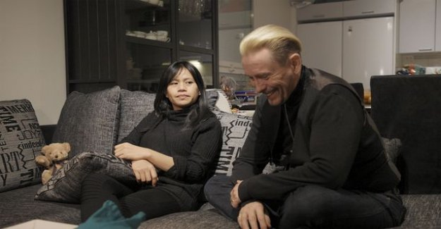 Today on tv: vantaa, a Tani, 54, found the 22-year younger wife from the Philippines - the Lying marriage