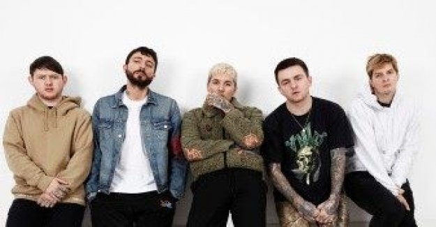 Today's album: Bring Me the Horizon, get the energy of the divorce