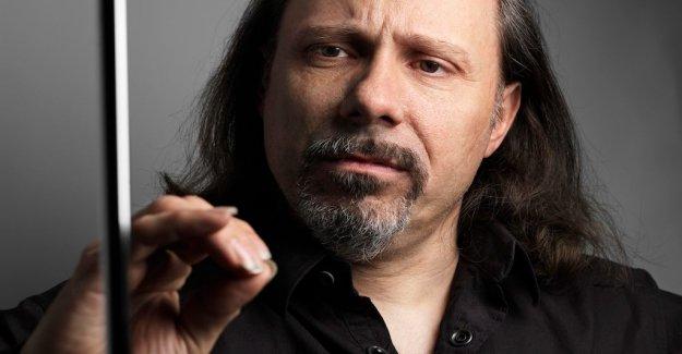 Today's slice: Lars Bröndum creates voluptuous skräckmusik
