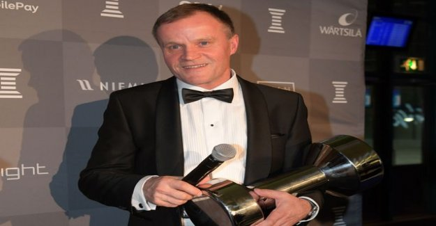 Tommi Mäkinen's ex-co-pilot sent the Fia gala in a touching salute, Toyota-boss listen to it in front of the moved, - Hardly anyone we know