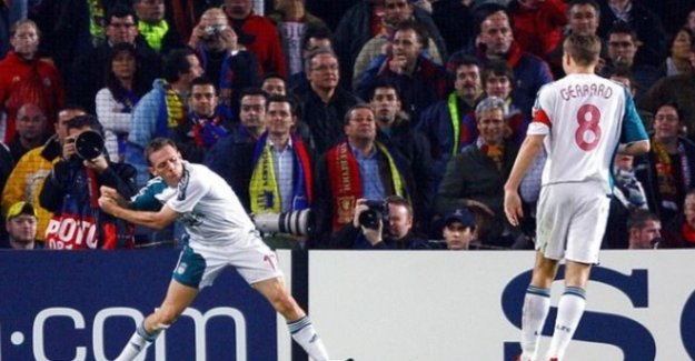 Too crazy for words: how Craig Bellamy Liverpool-teammate toetakelde with a golf club and that incident 'fourth' after a goal in Camp Nou