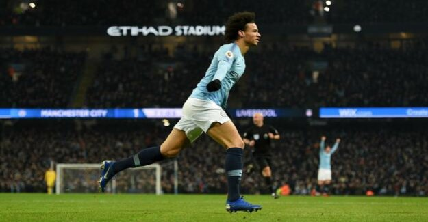 Top game in the Premier League : Manchester City beats Liverpool