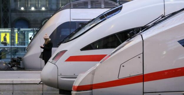 Top meeting with the Minister of transport : rail package says for more punctuality to