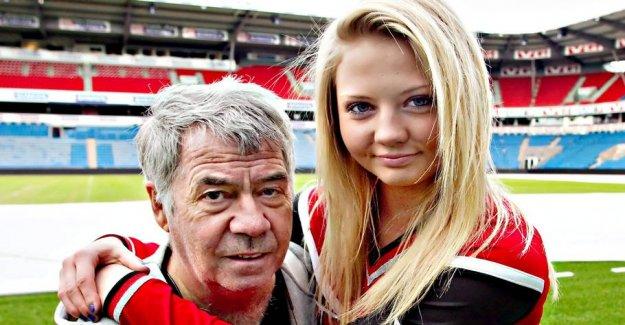 Trainer-the legend's daughter admits: I spit on Ferguson in Copenhagen