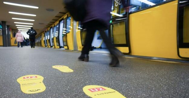 Transport in Berlin : U-Bahn-blocking: Full s will only on Monday