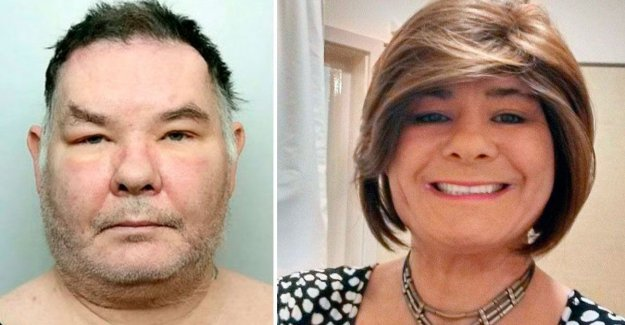 Transsexual criminal wants to change the prison and sex