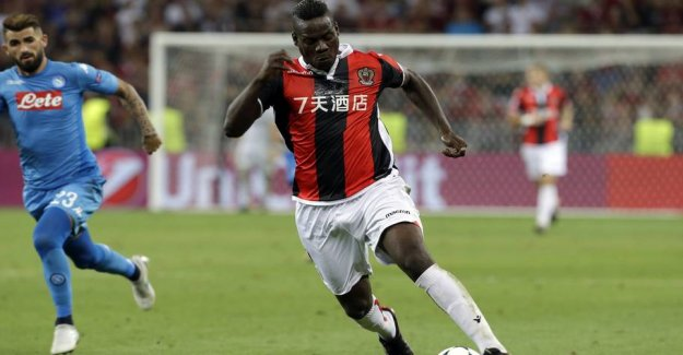 Trouble-Balotelli on their way to the Premier League