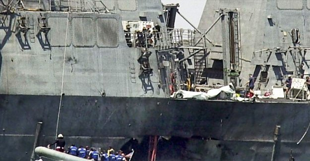 Trump: the Terrorist who led the attack against the US destroyer, killed