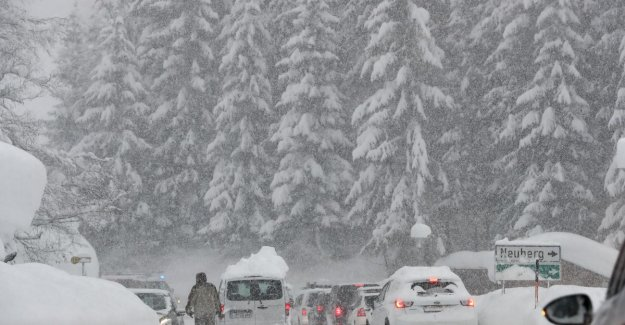 Two dead in avalanches in Austria, persistent snowfall causes problems