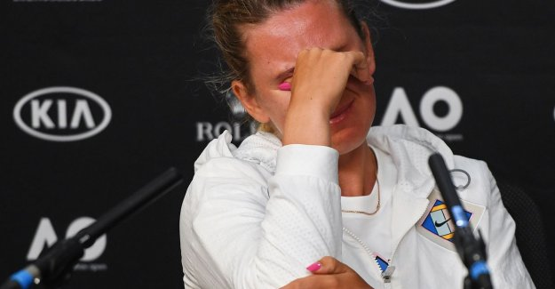 Two-time winner bursts into tears after early exit at the Australian Open: Few people know how hard it was to final 2013 to summarize