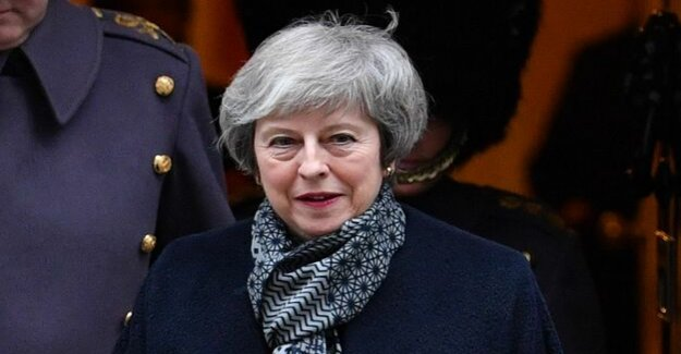 UK : May holds the EU's whereabouts for more likely than unregulated Brexit