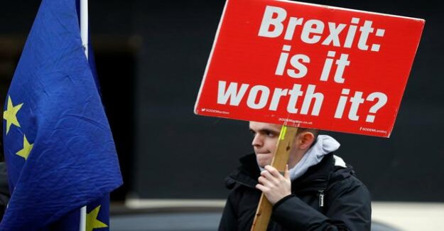 UK : With stockpiling against the Chaos-Brexit