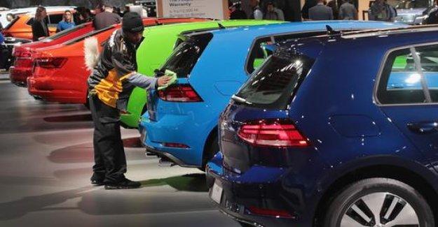 U.S. auto industry: the Uncertain views 2019