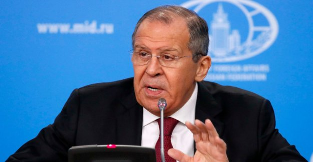 U.S. calls for Russia to missile destruction