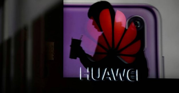US investigating chinese IT giant