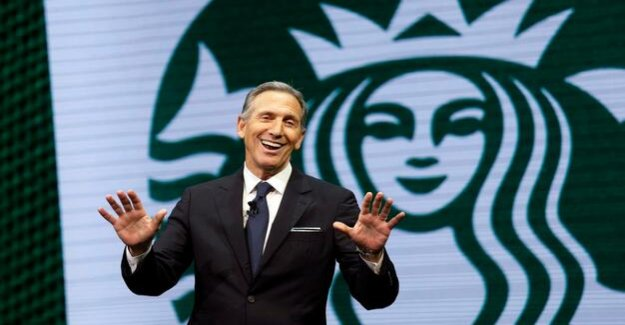 US presidential election : Ex-Starbucks chief Howard Schultz as a candidate?