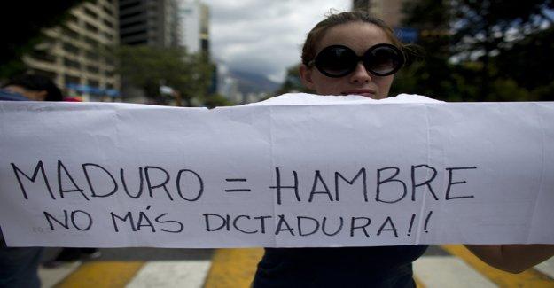 US sanctions Venezuela hit the Mark