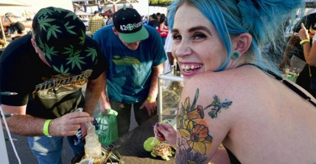 USA: Lowers a Cannabis-legalization of the consumption of alcohol?