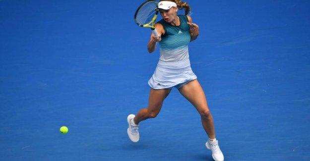 Un purpose bra, Caroline: then Come with Sharapova