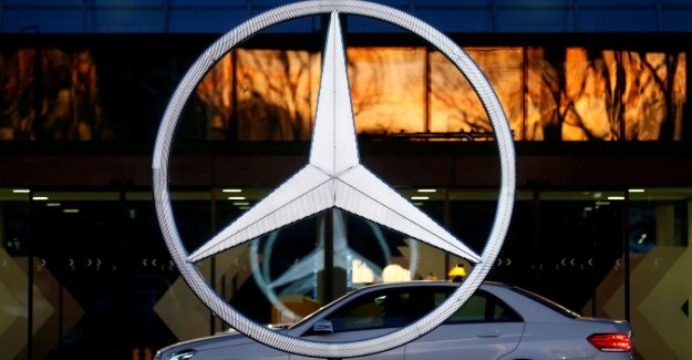 Unions are going to block access to the importer, Mercedes-Benz