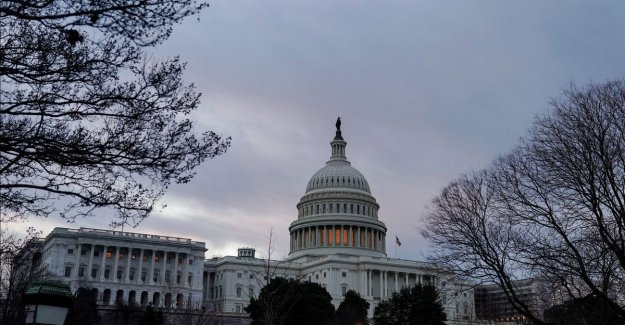 United States 11 billion dollars lost by the shutdown of more than a month