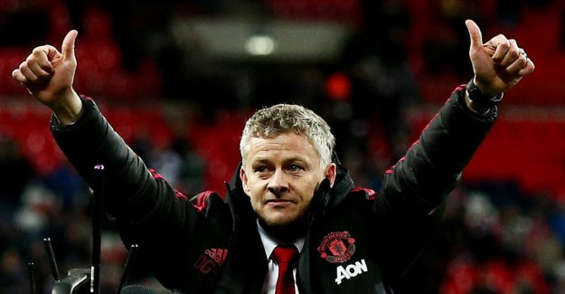 United star gives Solskjær credit: - thank you very much!