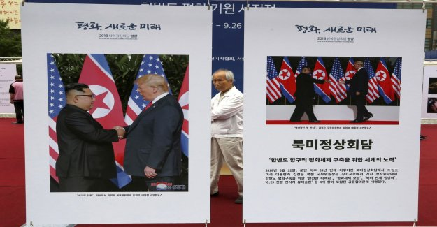 United states: Details ready for meeting with Kim Jong-Un