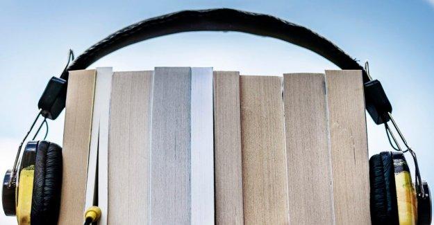 Utlånen of the audio book duplicated in libraries