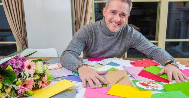 VIDEO. Christoff will get hundreds of steunbrieven