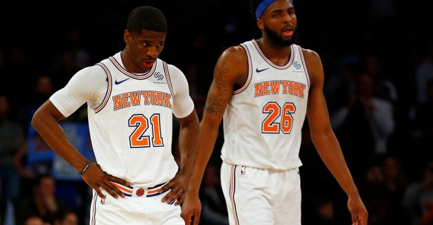 VIDEO. New York Knicks let eleventh defeat in a row record