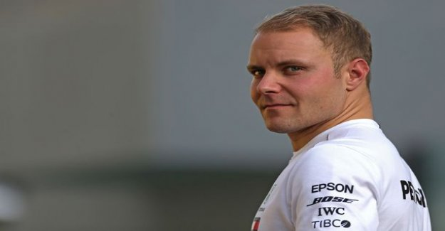 Valtteri bottas of the new F1 car will be unveiled soon - the next round is run behind closed doors