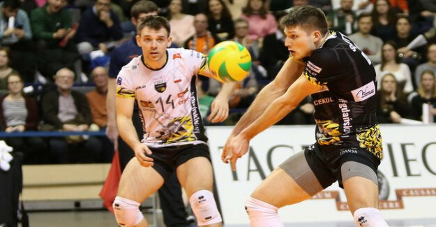 Volleyball Champions League, Berlin Volleys as well as out