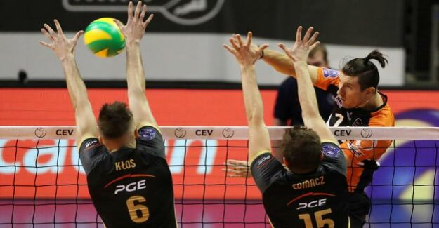 Volleyball-Champions League : Much noise, no output: BR Volleys are subject to Belchatow