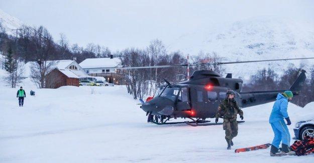 Volunteers ready to look for fatalities in Norway