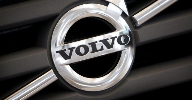 Volvo may be self-propelled car testing in Sweden