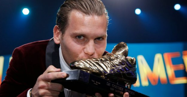 WIN duotickets for the Gala of the Golden Shoe (16/01)!