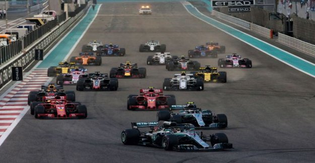 Whether Finland finally F1 races? Dramatic dream took a step forward
