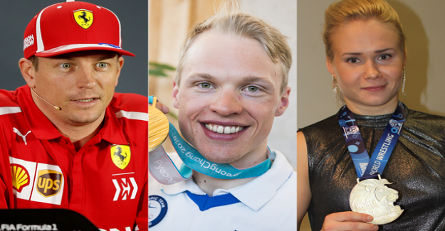 Who should be the athlete of the Year? Vote for your favourite!
