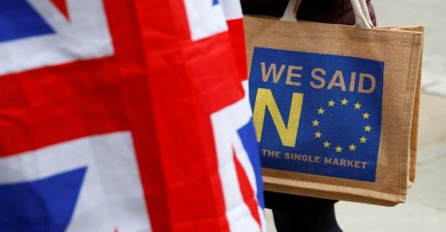 Why it is not preceded by the Brexit