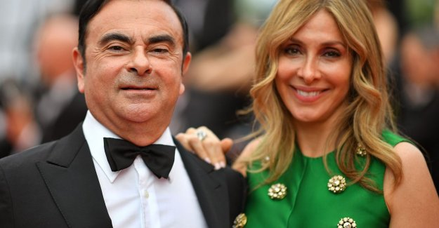 Woman arrested Nissan ceo asks for help: My husband sitting in the unheated cell
