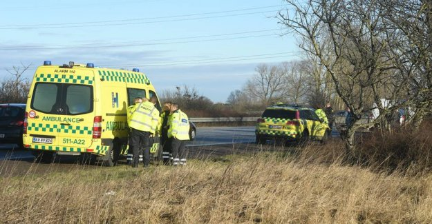Woman dead after accident on highway