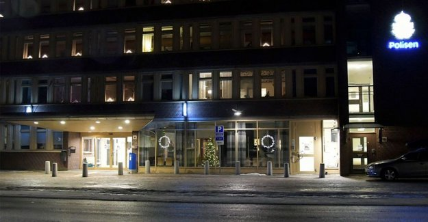 Woman said she had bombbälte – threatened to shoot police officers